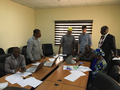 MoU on water quality assessment Nigeria