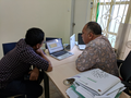Meeting with Livelihood Component